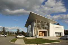 Edificio Salud